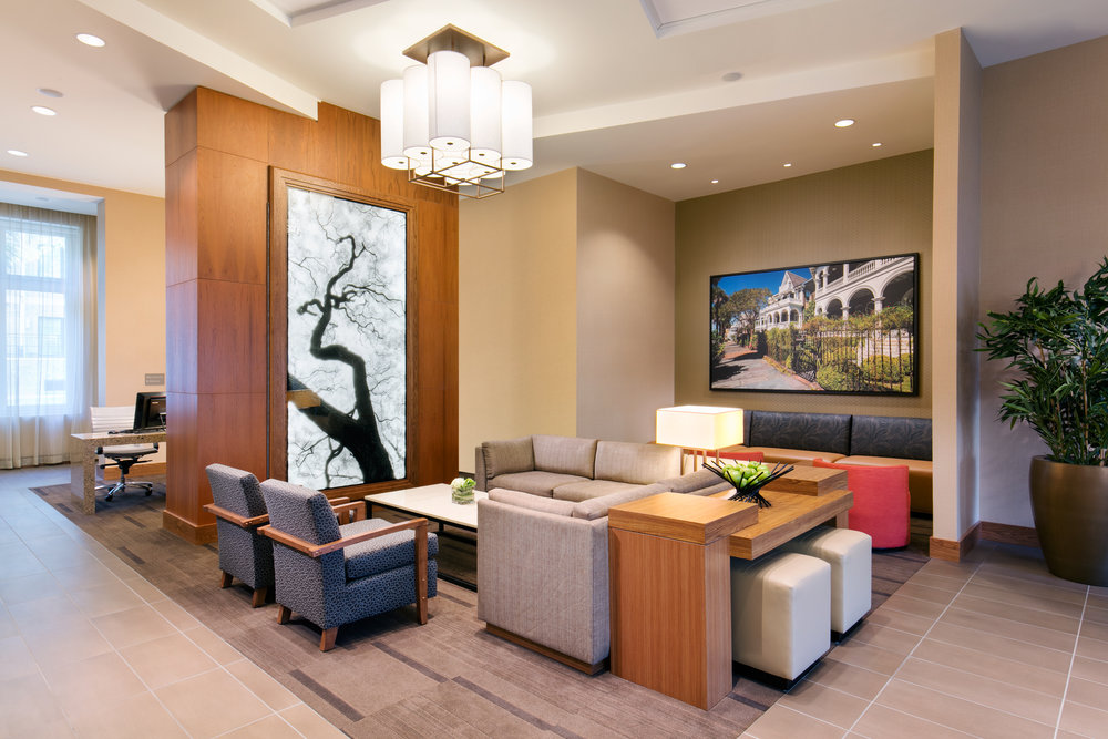 Hyatt Place  Charleston SC   Back to Portfolios