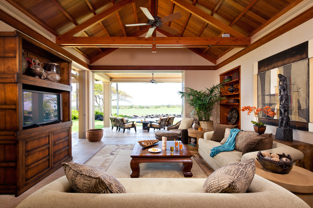 Golf Residence  The Island of Hawaii, HI  Inspirato   Back to Portfolios