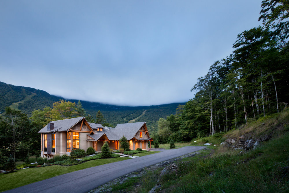 HGTV Dream Home  Stowe VT  Paul Robert Rousselle   Back to Portfolios