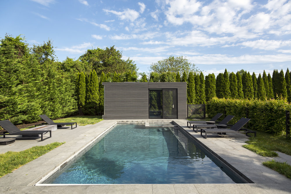 Private Residence  Sagaponack NY  Oza Sabbeth Architects   Back to Portfolios