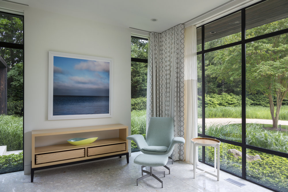 Private Residence  Sag Harbor NY  Oza Sabbeth Architects   Back to Portfolios