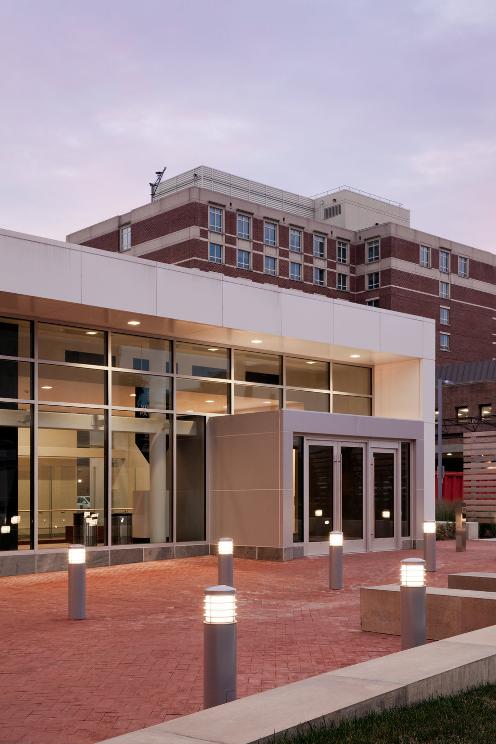 Law Learning Center, GWU  Washington DC  Perkins+Will   Back to Portfolios