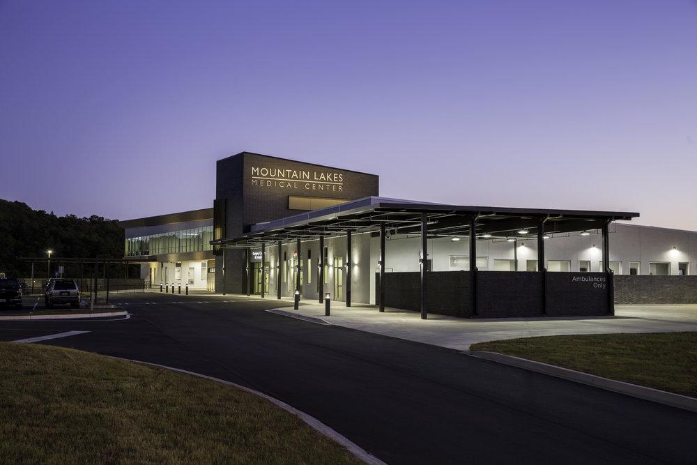 Mountain Lakes Medical Center  Clayton GA  CDH