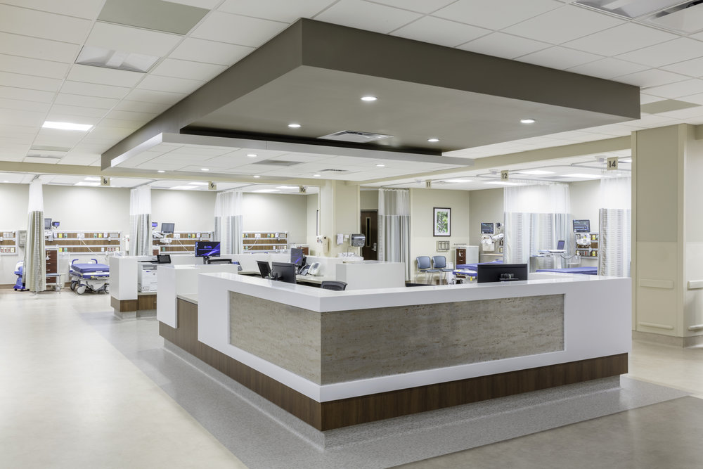 Florida Hospital  Apopka FL  ESa   Back to Portfolios
