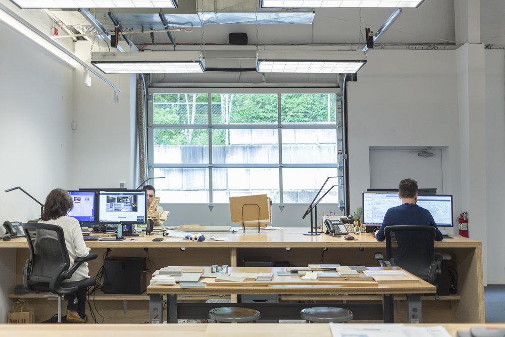 Blaze Makoid Architecture Office  Bridgehampton NY  Blaze Makoid Architecture   Back to Portfolios
