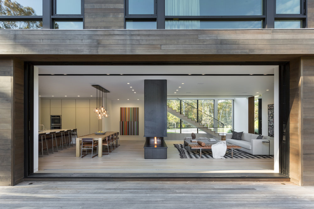 Private Residence  Southampton NY  Blaze Makoid Architecture   View Full Project