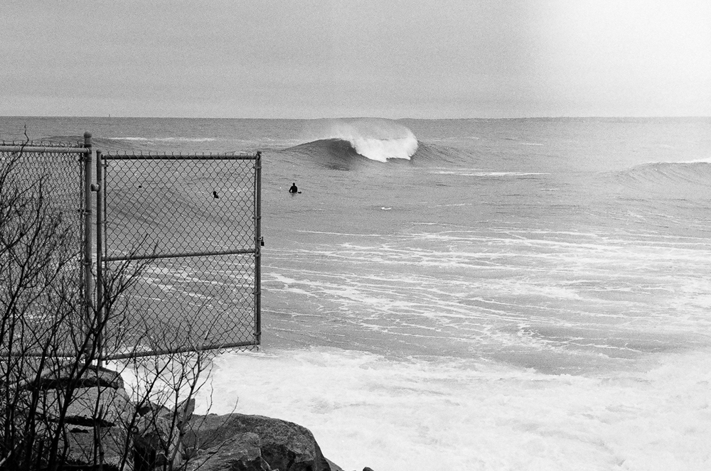 Hull, MA  January 2016  Canon 35mm SLR  Kodak Film