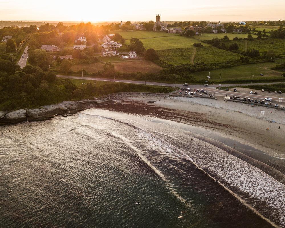 Rhode Island, August 2017, DJI Drone
