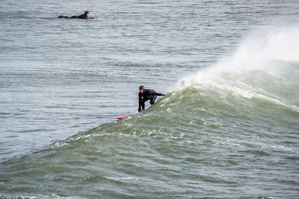 Brian Hawes, Rhode Island, January 2018, Nikon DSLR