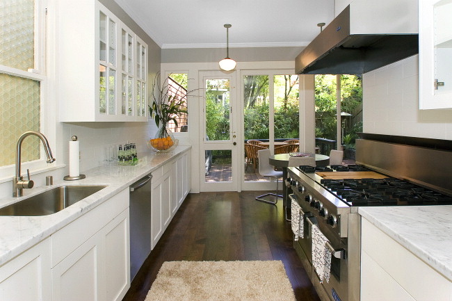 Ashbury Heights Master Kitchen