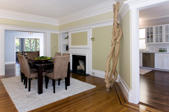 Formal Dining room of Ashbury Heights home