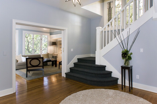 Foyer of Ashbury Heights home