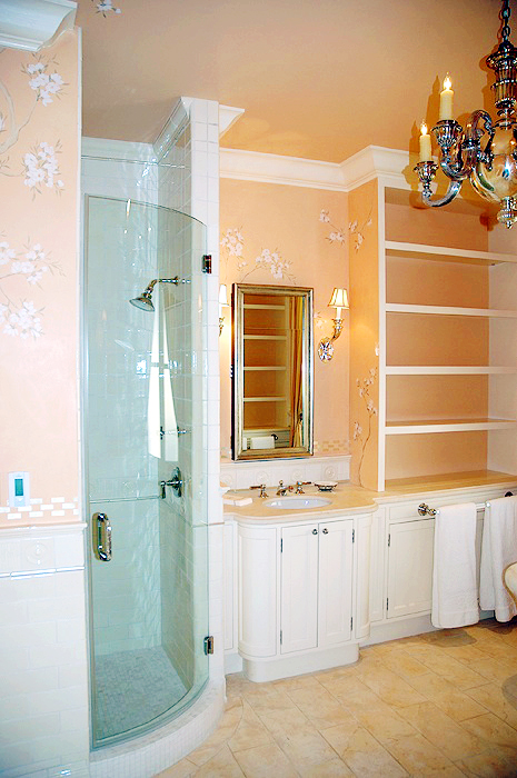 Custom Master Bath for Her