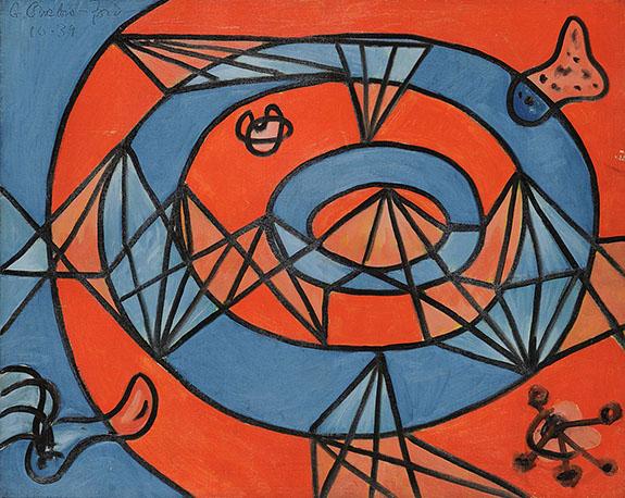 Time Mountain, 1933