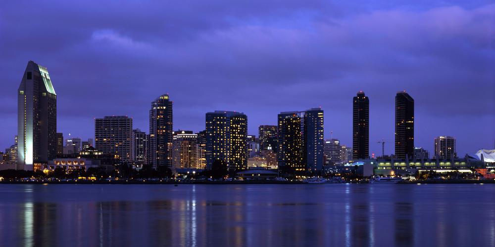 San Diego Skyline #2