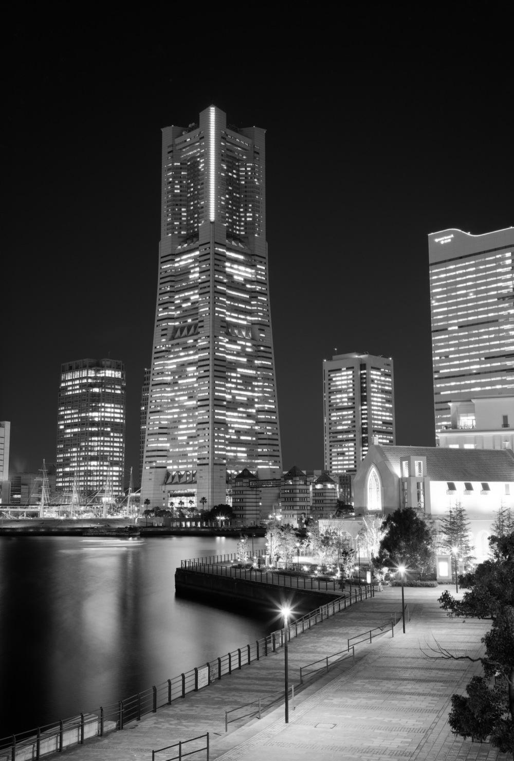 Landmark Tower, Yokohama Japan