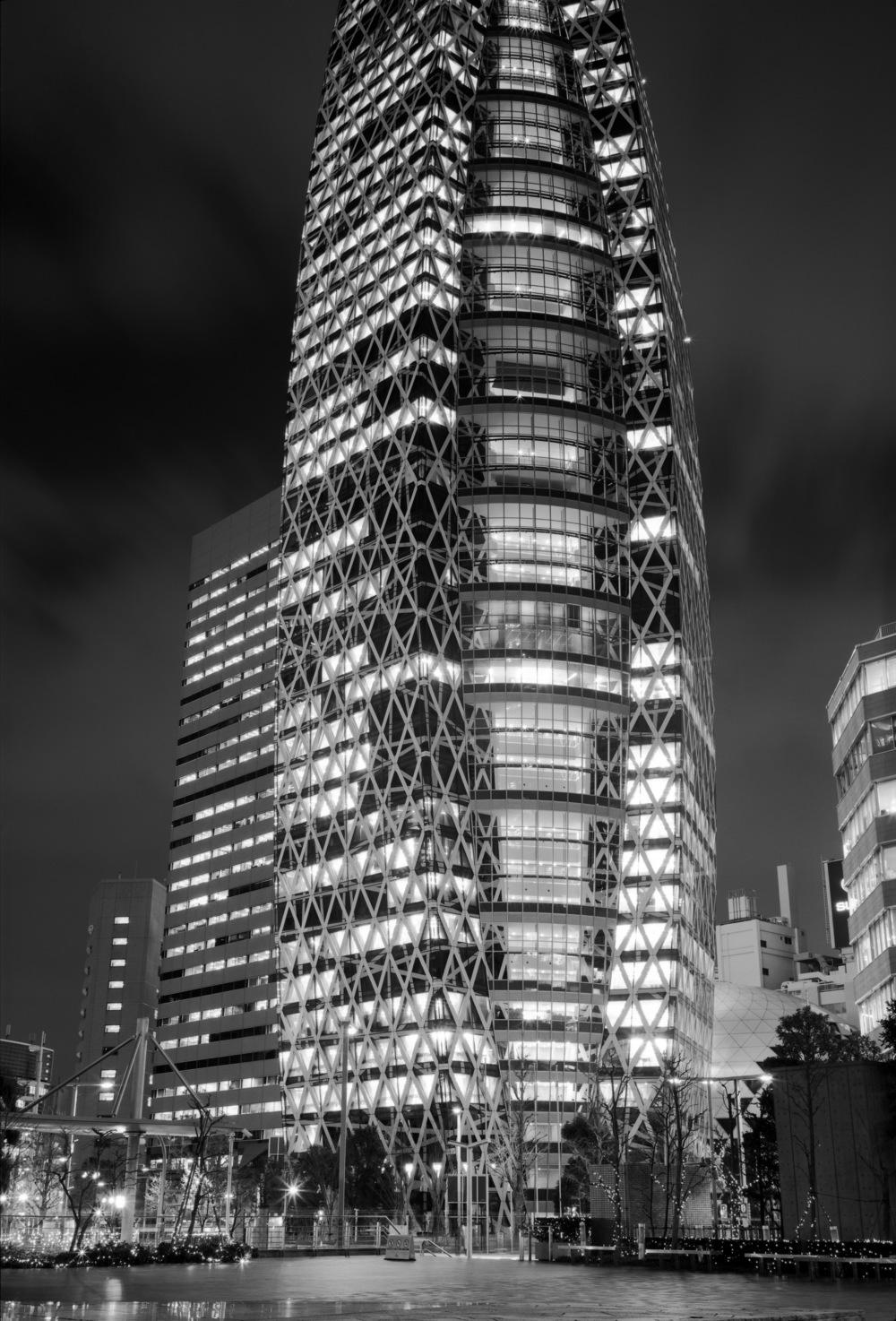 Cocoon Building, Tokyo, Japan