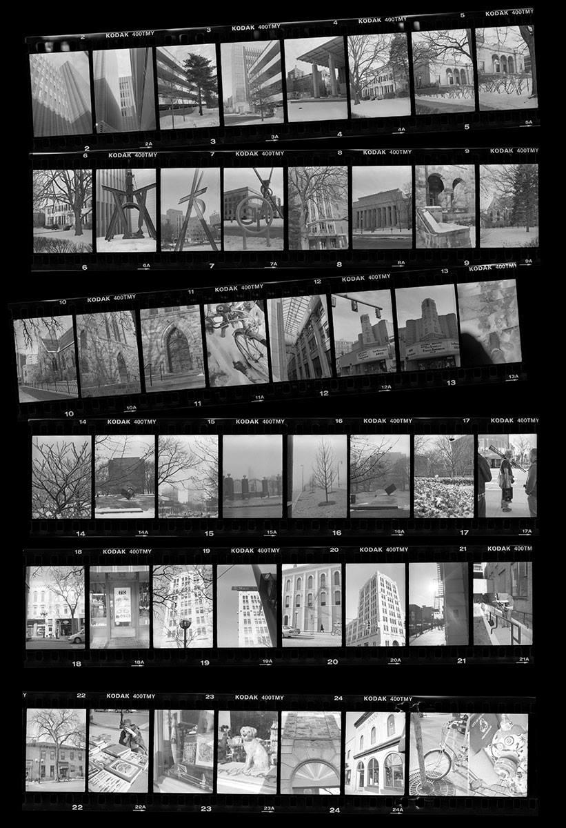 Half Frame Follow Up Fujica Half Review Film Shooters