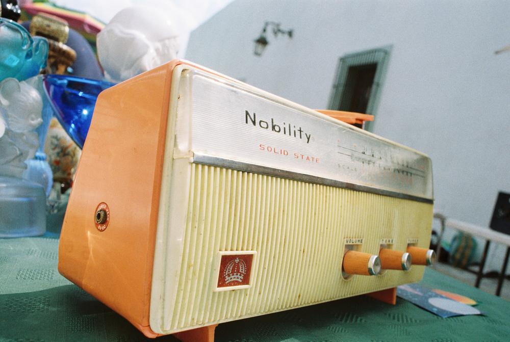 Pentax Spotmatic, Kodak Pro Image 100
