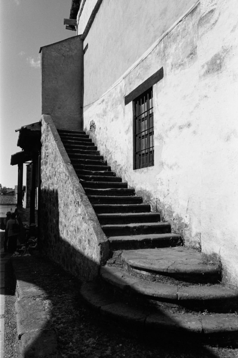 Pentax Spotmatic, Kodak TX