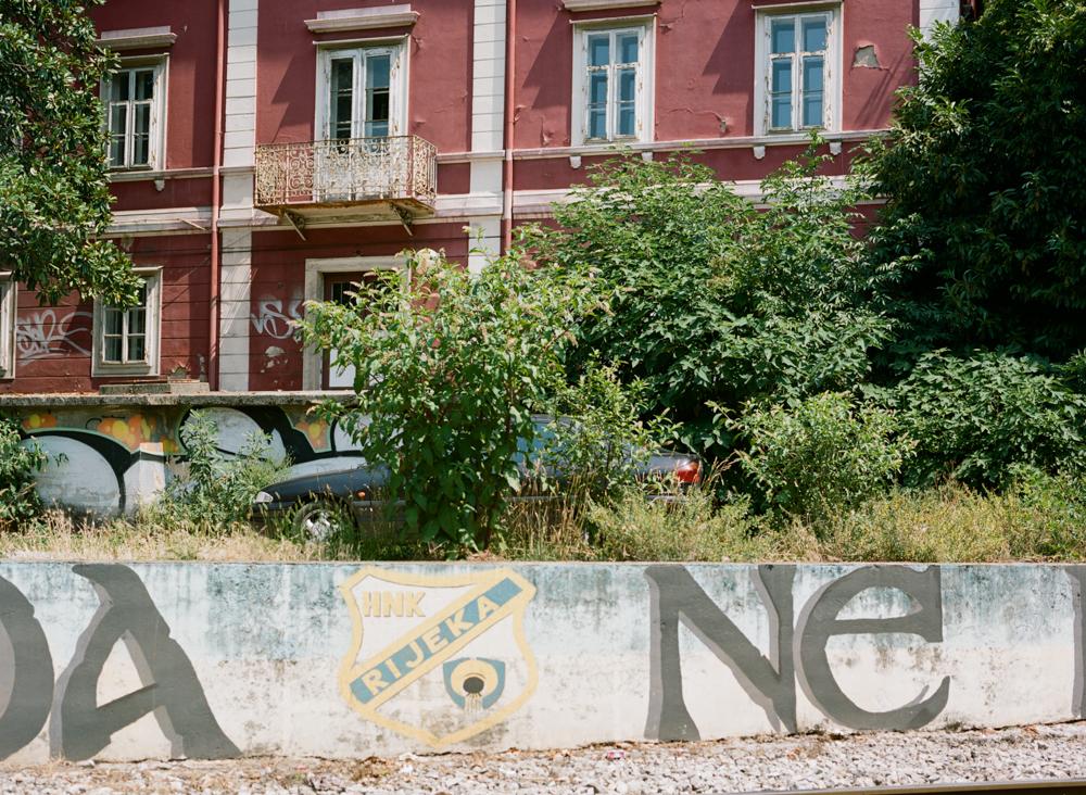 Rijeka, Croatia, Pentax 645n Portra 400 @200