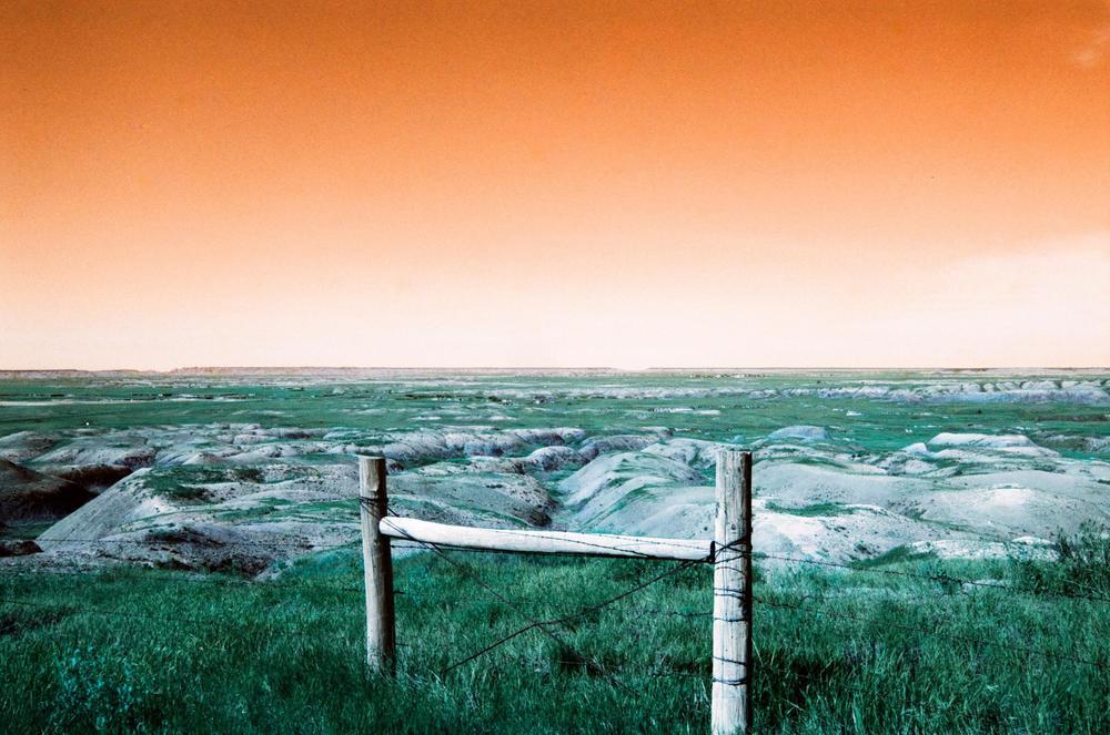 Lomo turquoise, Nikon FE