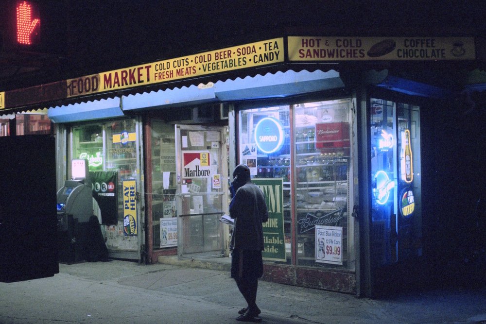 Brooklyn Bodega | Olympus OM1 Zuiko 50mm f1.8 KodakPortra800 | Shawn Hoke