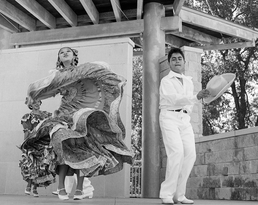 Dancers | Hasselblad 500cm | Kodak Tri-X | amy jasek