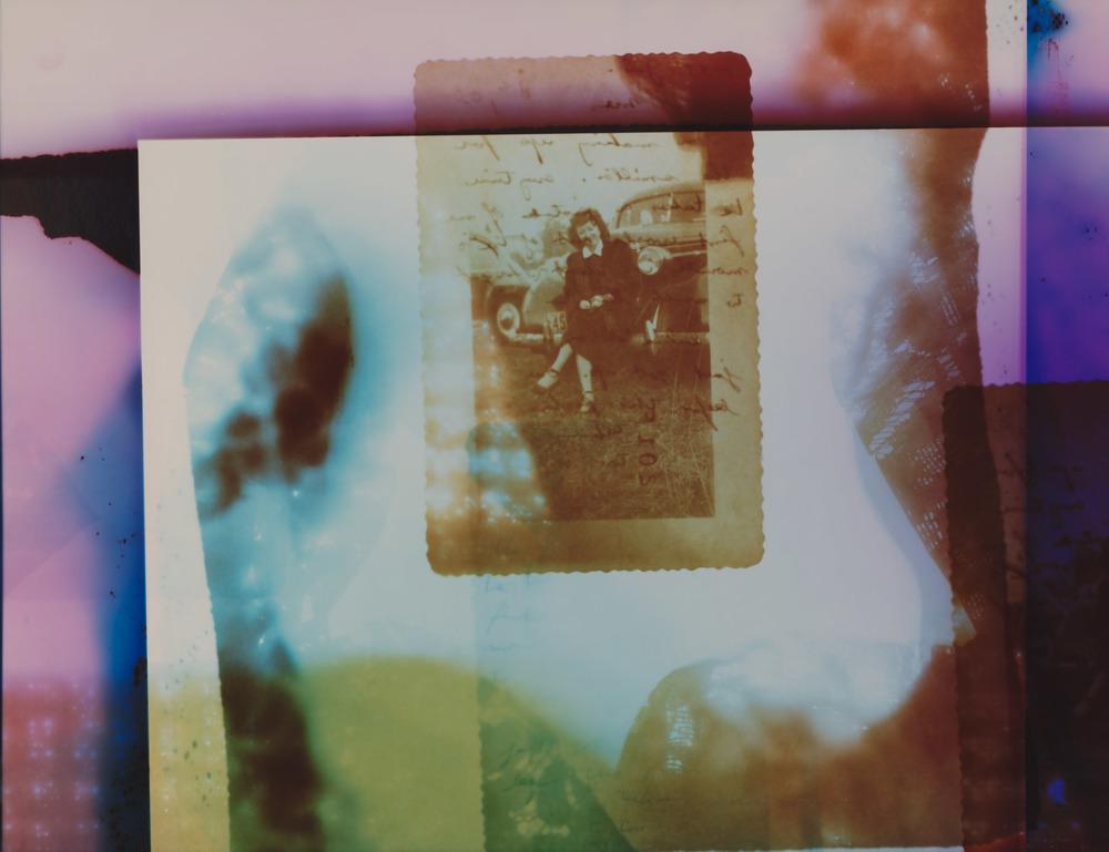 Photogram 3 | Kodak Porta Endura Paper | Gina Gorsek