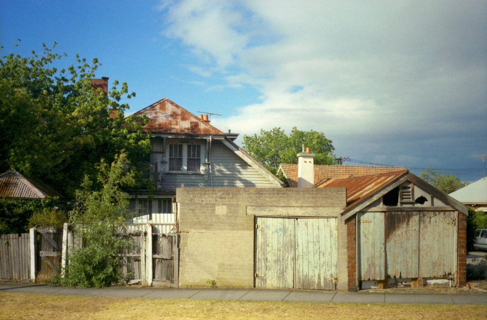Geelong | Olympus Trip 35 | Greg Williamson