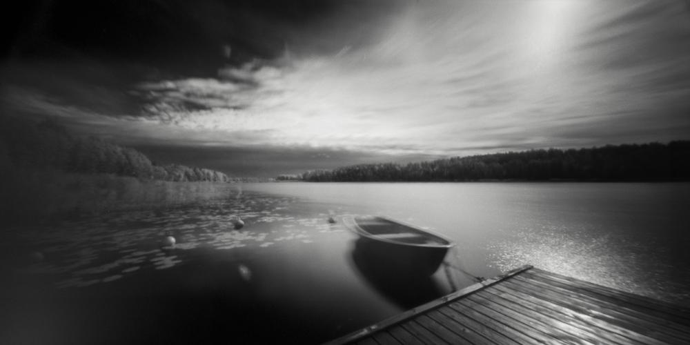 Untitled | Holga WPC | Rollei IR 400 | Marie Westerbom