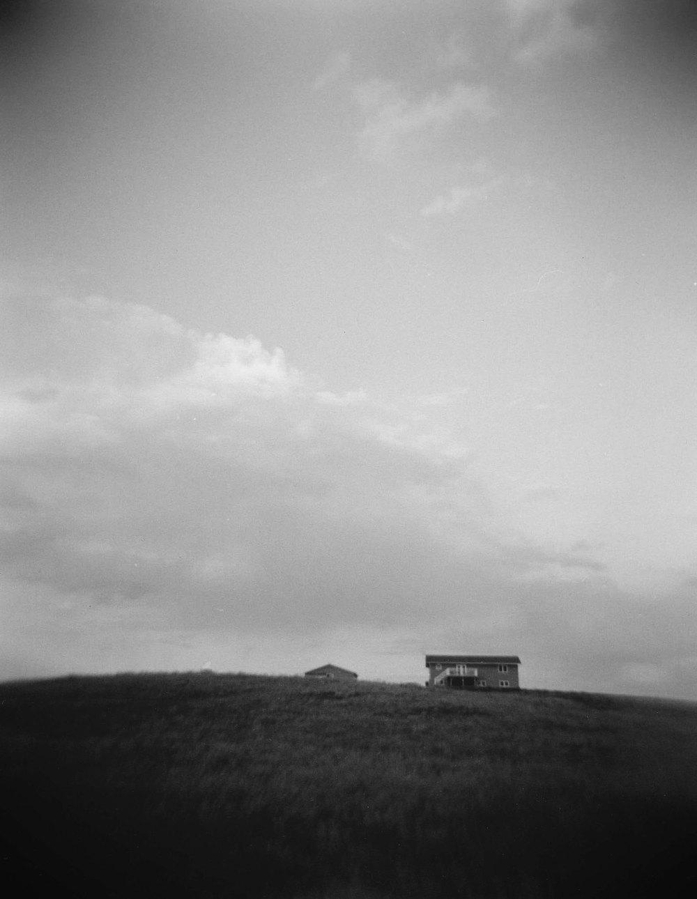 House | Holga 120N | dan miller