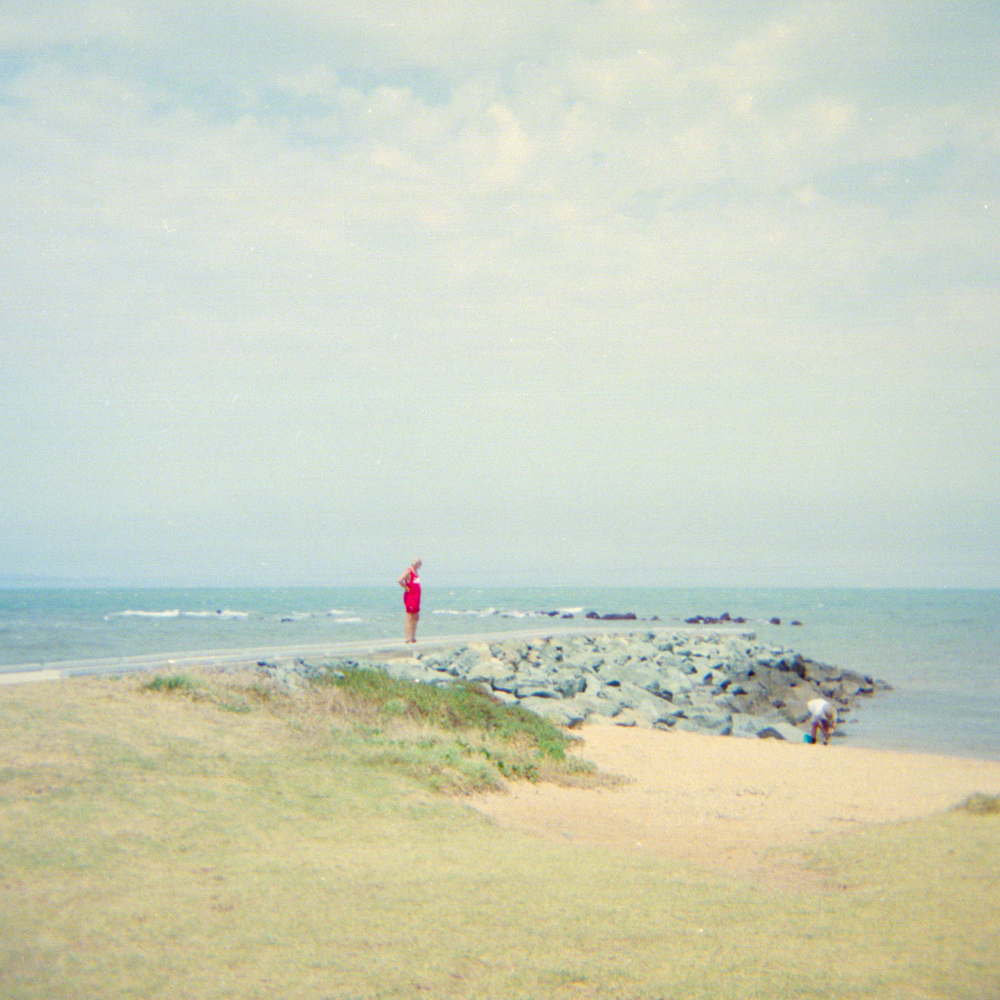 red | holga CFN120 | greg williamson