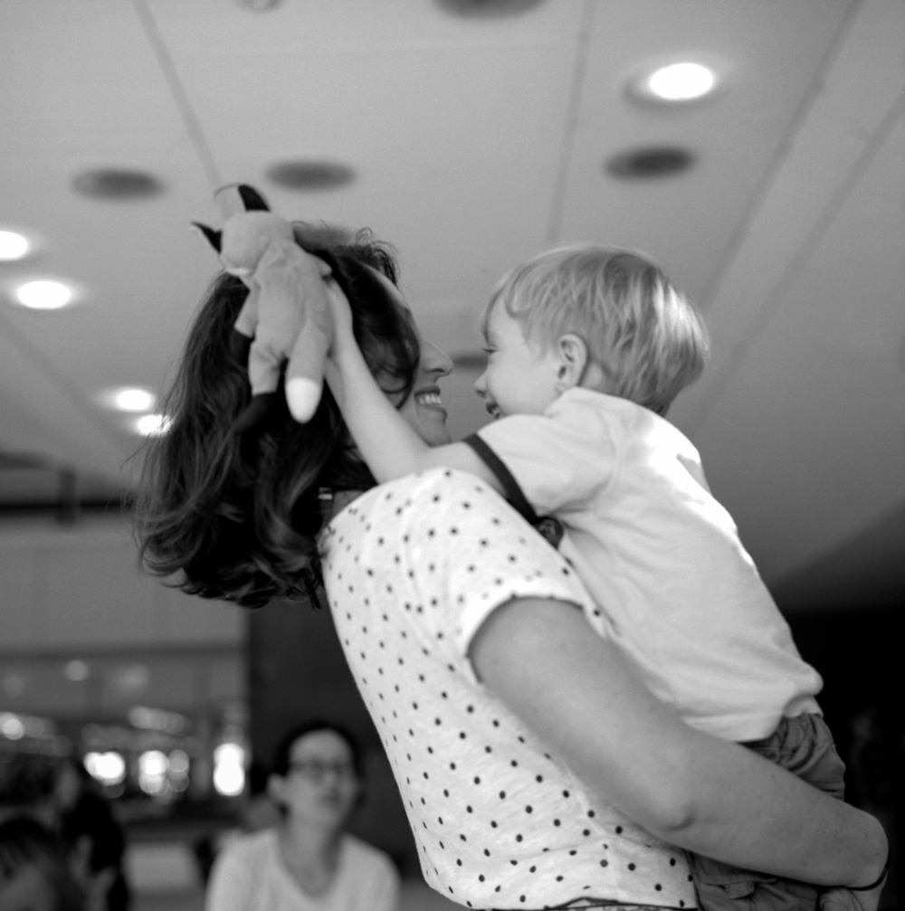 Joy of a Mother | Rolleiflex 2.8F | Acros100 | Greg Williamson