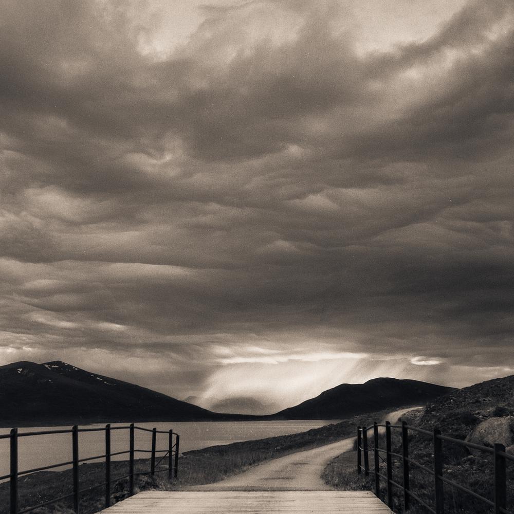 Loch Fannich | WeltaflexTLR | Fomapan | Tristan Aitchison