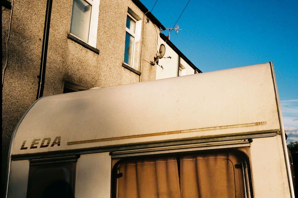Caravan Jones | Canon Canonet 28 Kodak Gold | Oliver Liria