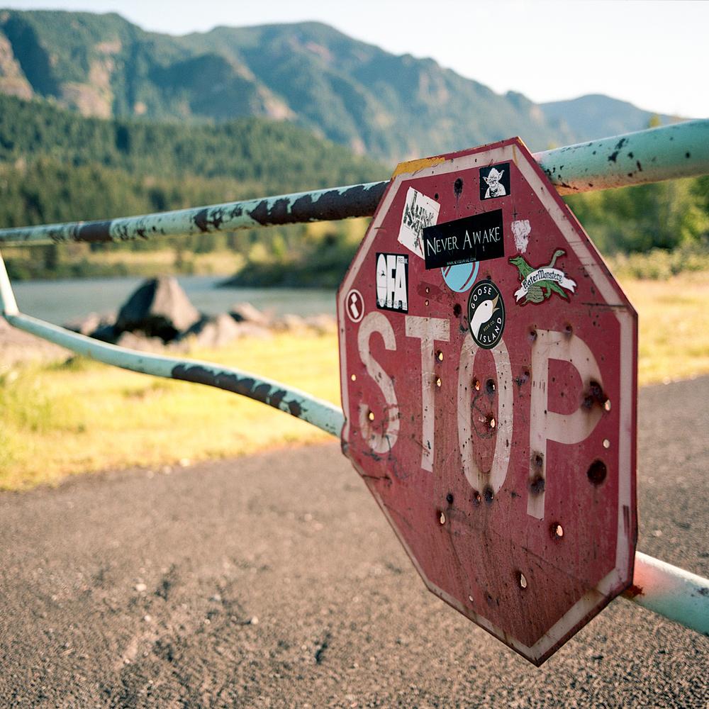 STOP | Hasselblad 500cm 60mm CT  | Aaron Bieleck