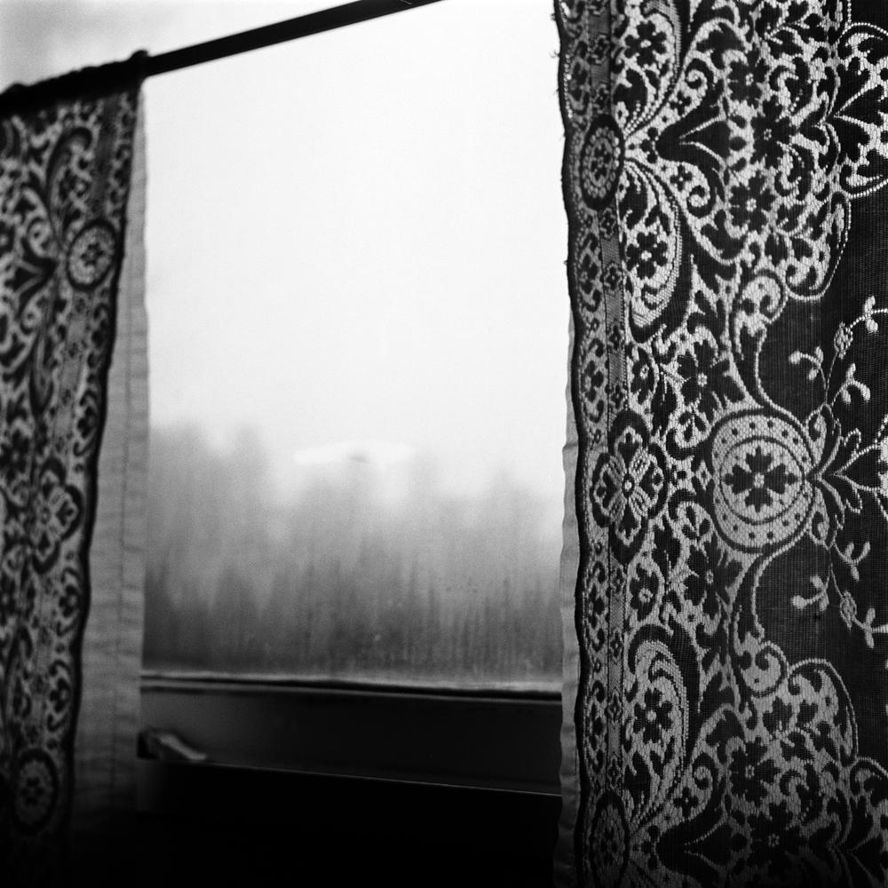 The Window   Rolleiflex 3.5   Sarah Taft