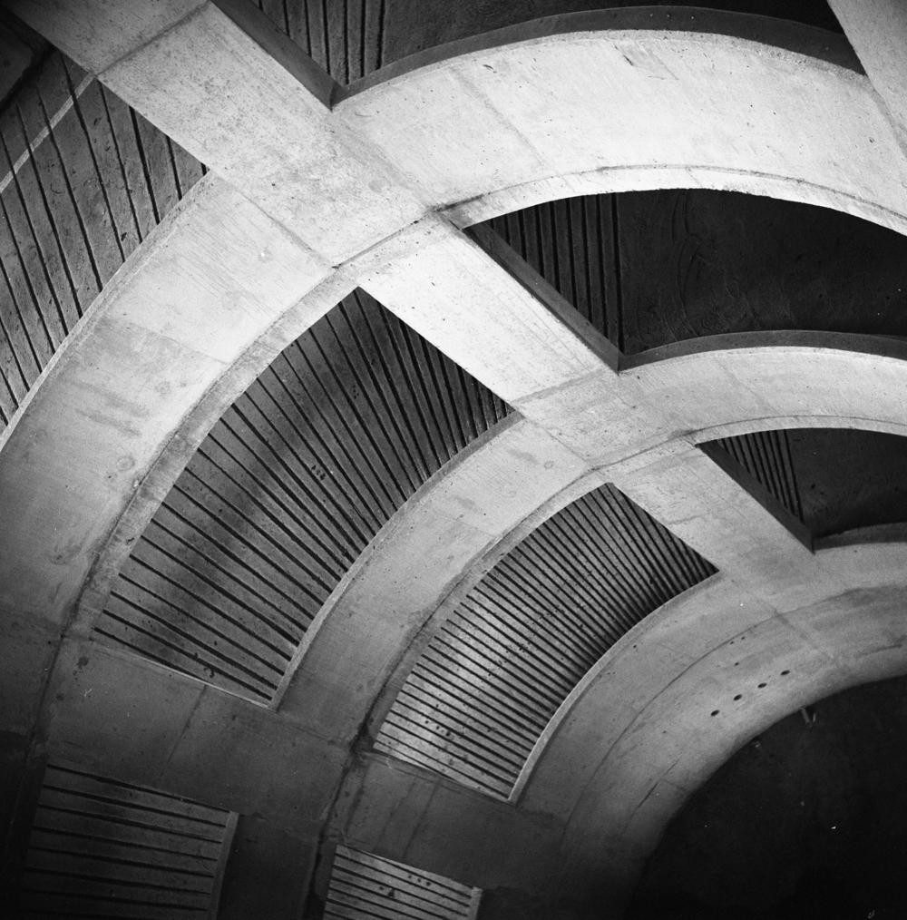 Neal Thorley |Spiral Down|rolleiflex|zeiss tessar