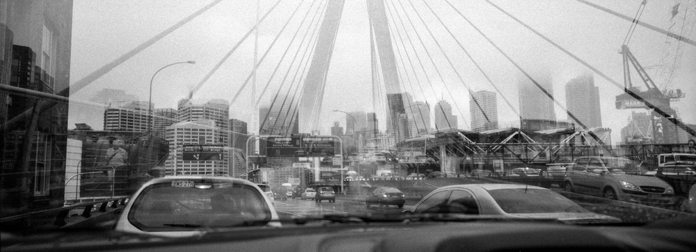 michael jolliffe |  anzac bridge | xpan | 45mm