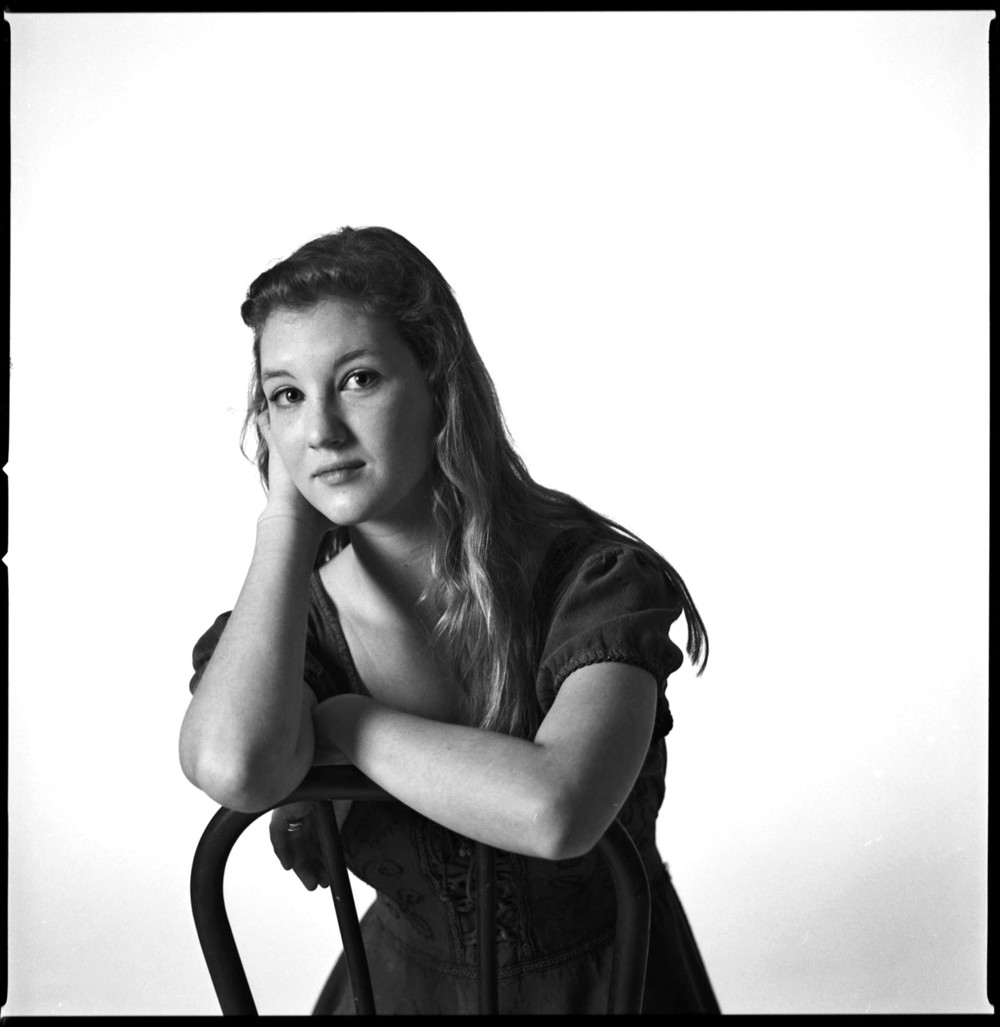 Ellen  Goodman | Ellie | Hasselblad 500 CM Zeiss 150mm f4 | Ilford Pan F +