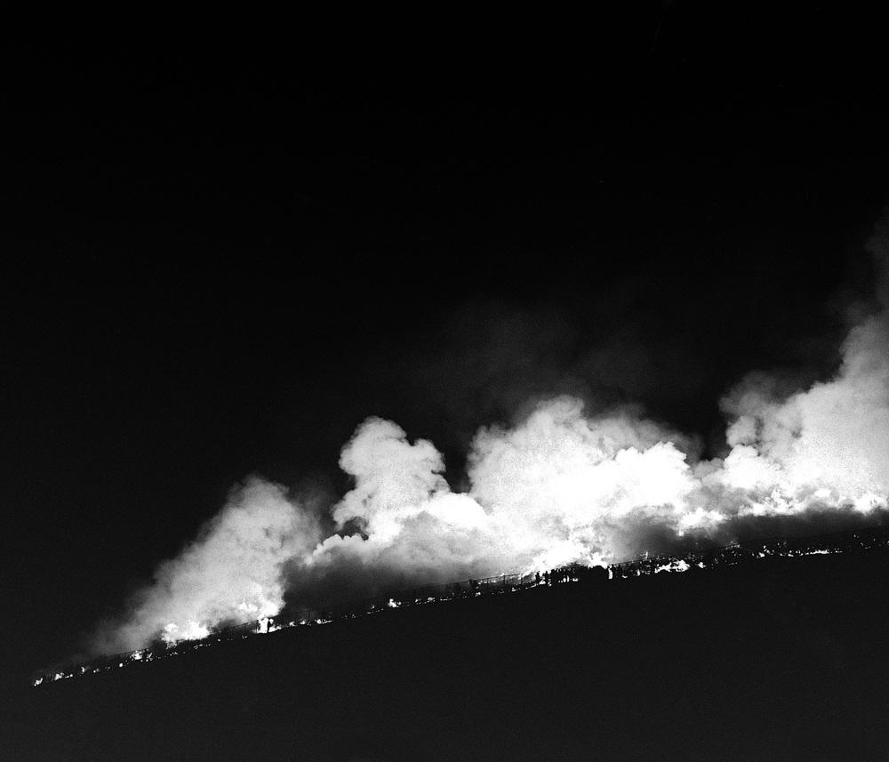 Nara Fire Festival |Mamiya 7II /w 65mm Lens |CameronKline