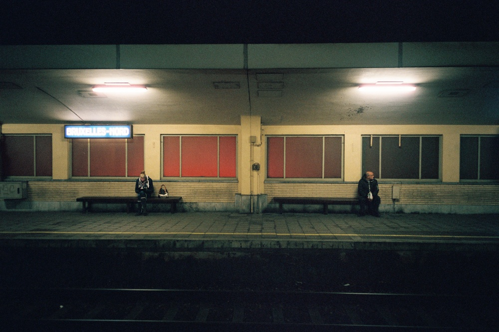 After Dark II | Minolta TC-1 | Frederick Chen