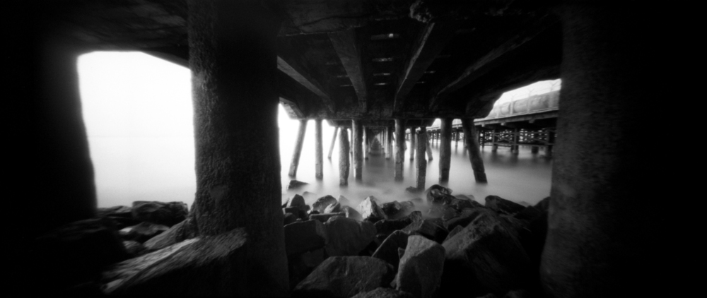 there are other worlds, but they are in this one #3 | 6x12 pinhole camera | Jesús Joglar
