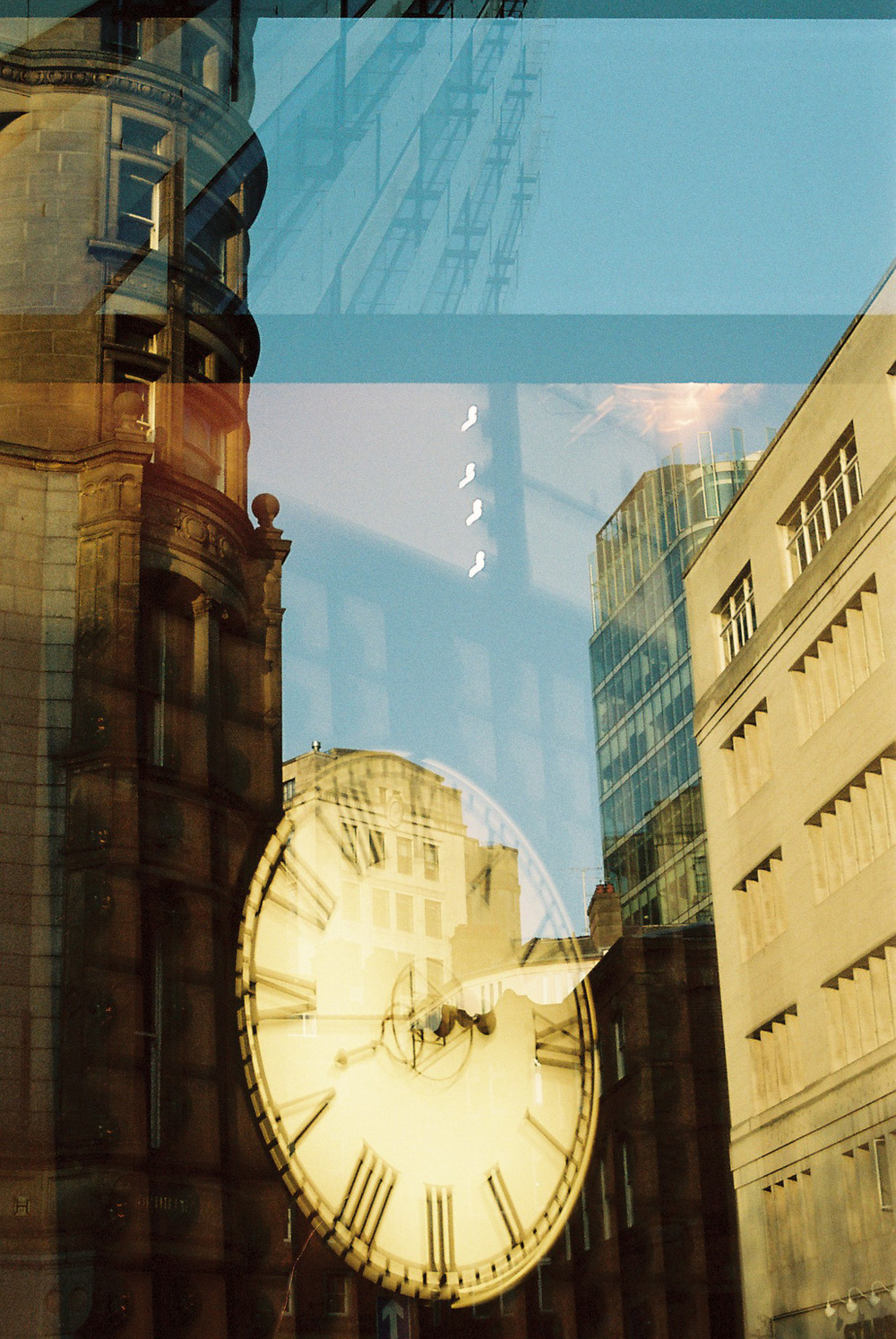 Manchester | Olympus OM-10 | 50mm - Portra | Jenn Brooks