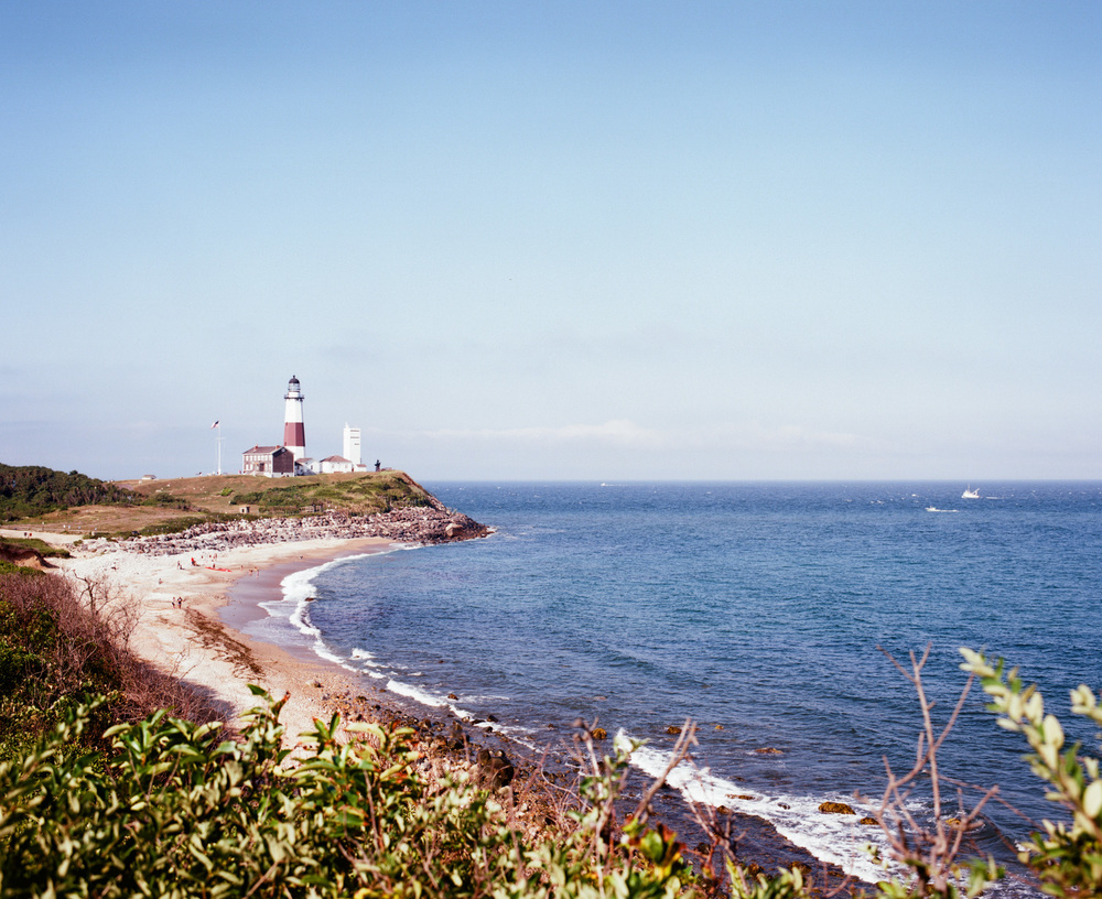 Montauk Point Lighthouse | Pentax 6x7 | Ektar @400 | JamesSingson