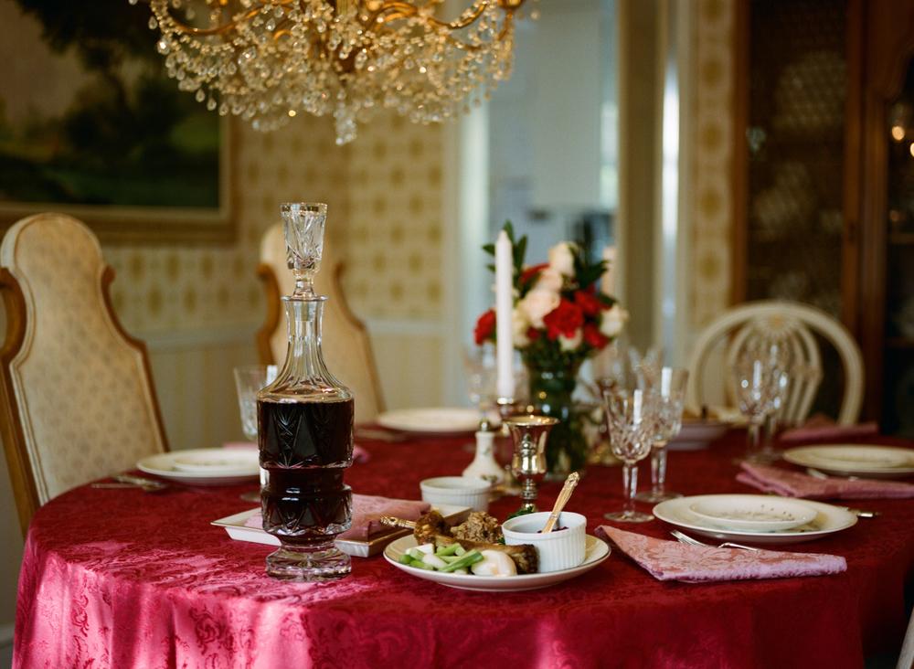 tradition | Pentax 645n | Portra 400 | Deborah Candeub