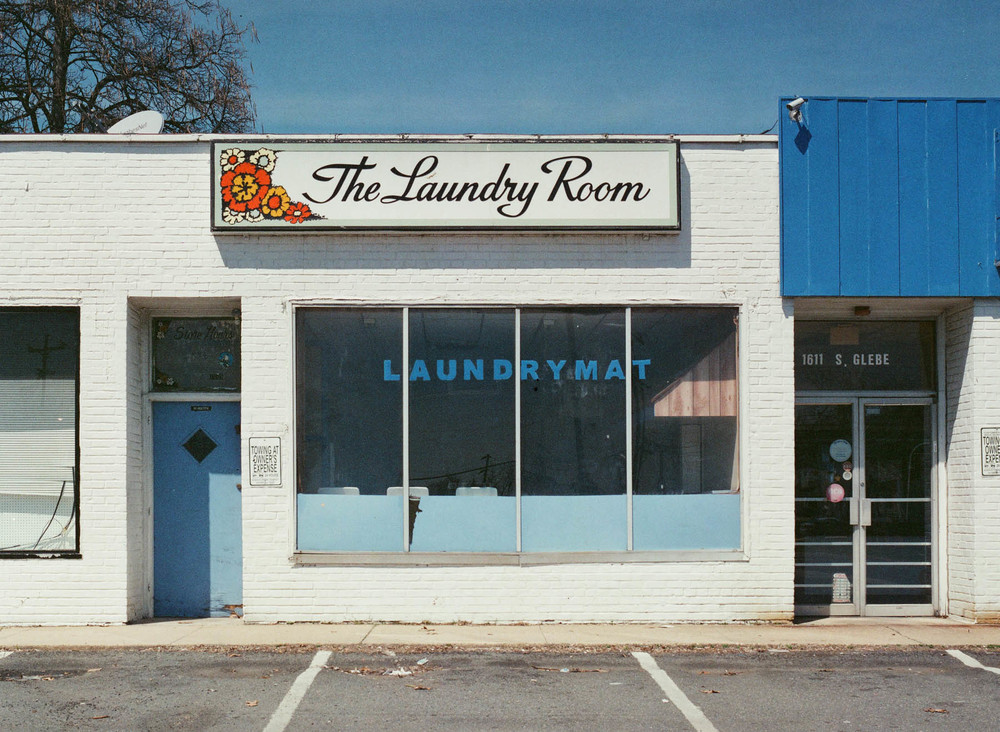 Deborah Candeub | My beautiful laundrette | Pentax 645n | Lomo 400