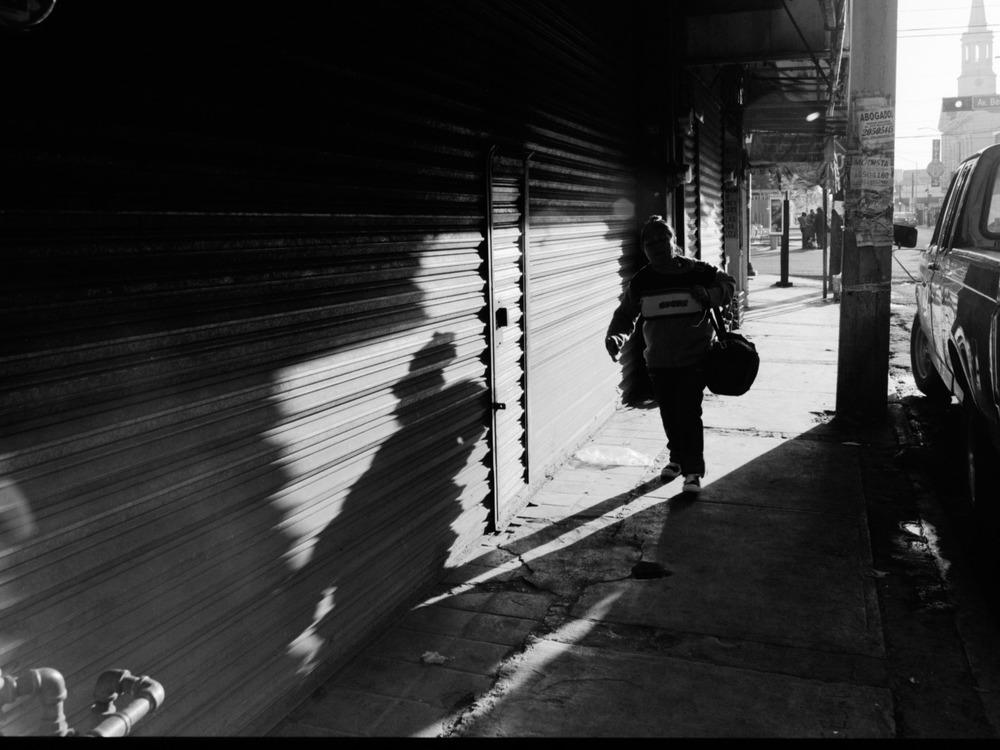 Efrain Bojorquez | From sun to sun | Mamiya 645 1000s | Fuji Acros @400