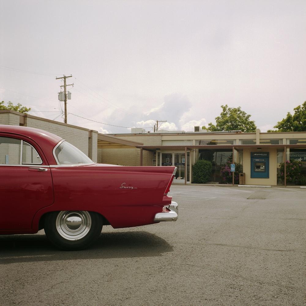 Plymouth Savoy | Rolleiflex 35F | Colton Allen